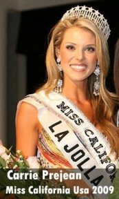 Carrie Prejean, pageant contestant, traditionalist