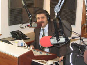 medved on the air