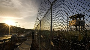 The sun is setting on Gitmo