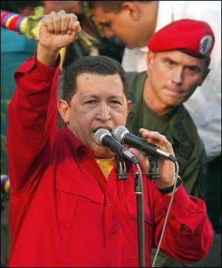 Venezuela's positive dictator wannabe, Hugo Chavez