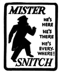 Mr. Snitch