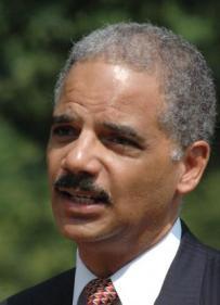 Attorney General Eric Holder