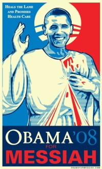 Obama The Messiah