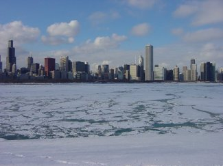 frozen chicago