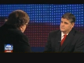 Hannity speaking with Moore