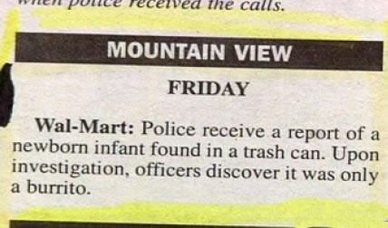 wal mart news story