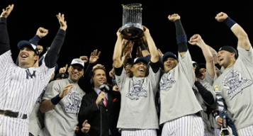 Yankees win it all